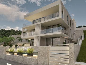 Ferienwohnung Villa Allegra Apartment 6+1