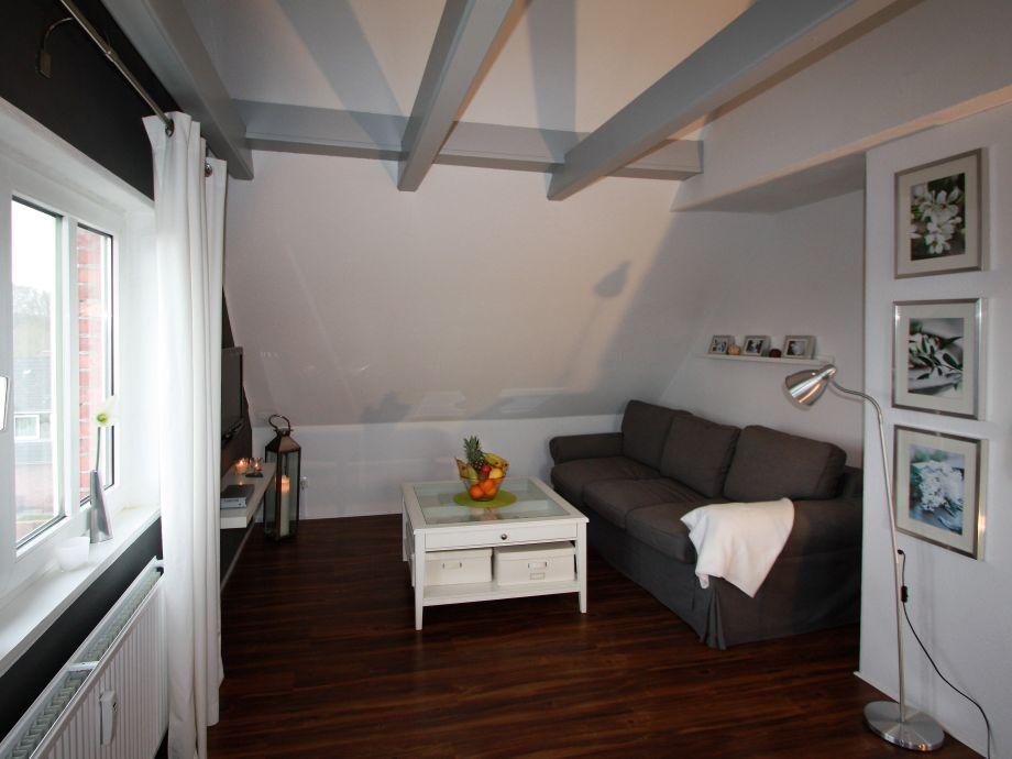 Ferienwohnung 5 im haus zur see f hr firma f hrer for Modern eingerichtete wohnzimmer
