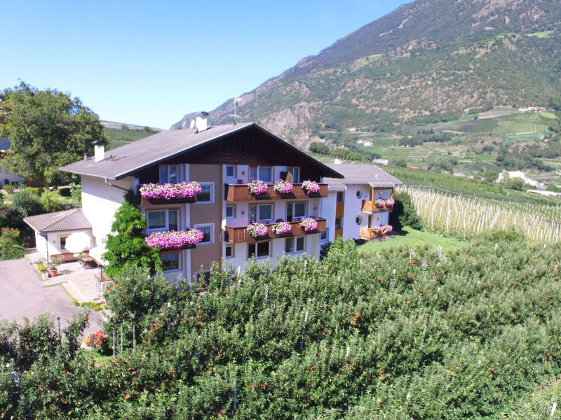 Ferienwohnung Schlossblick auf dem Feldhof