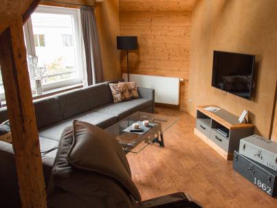Die Hütten 550 üNN - Appartement 03