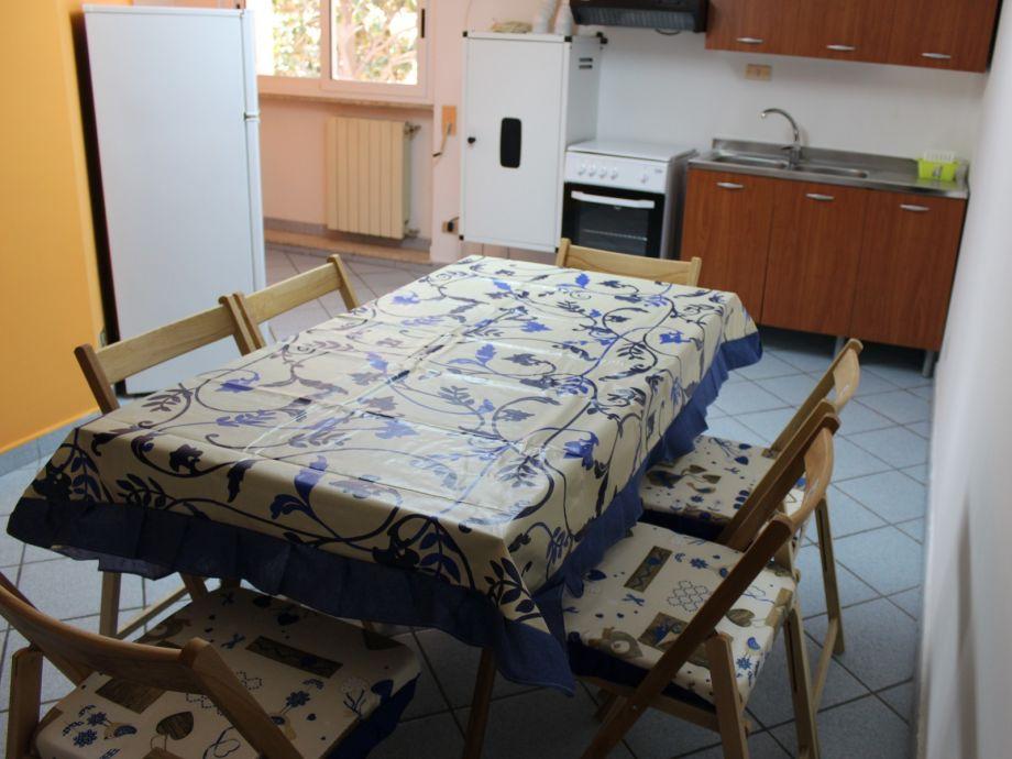 Ausstattung Appartamento Via Lavanga