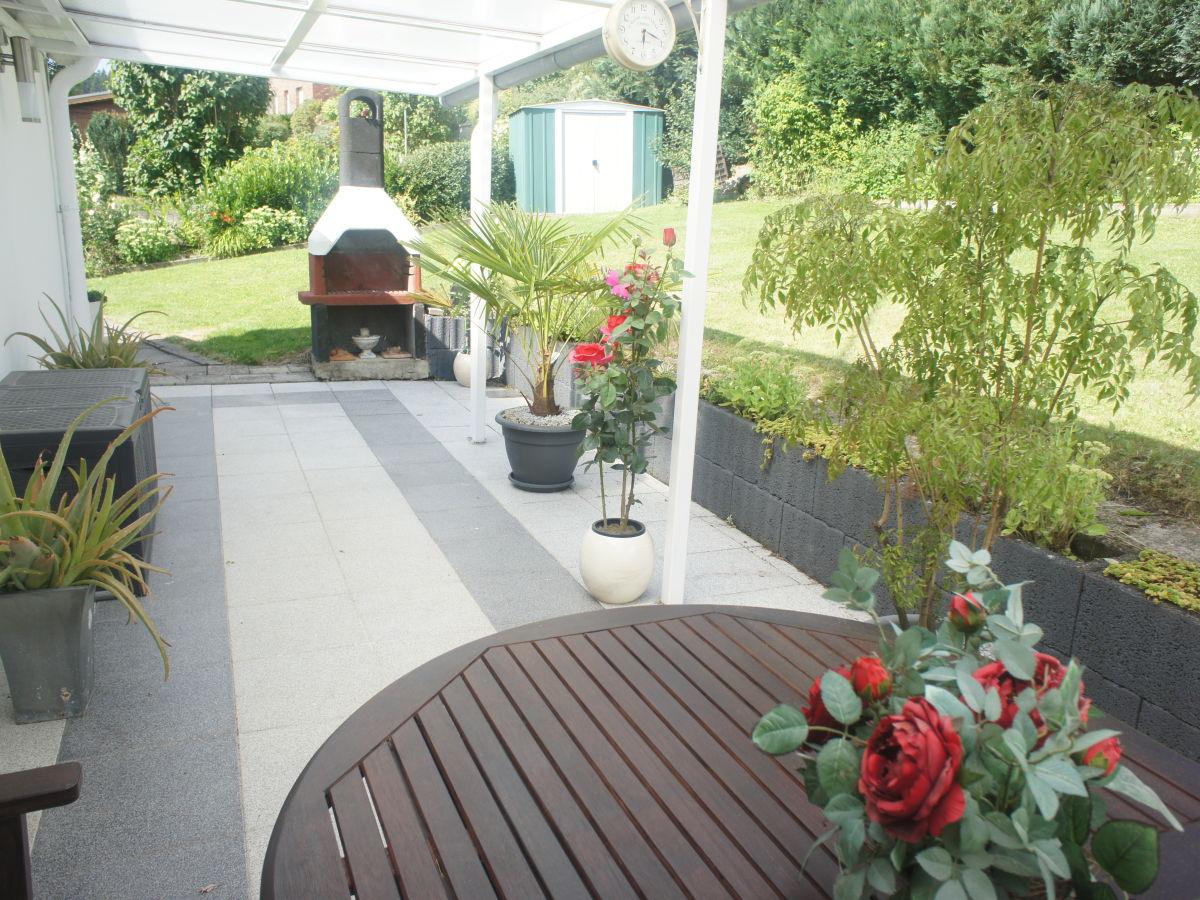 Ferienhaus rose cottage udler frau cornelia tegeler - Cottage garten terrasse ...