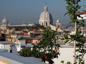 Apartment by the Spanish Steps.