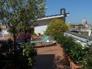Apartment an der Spanischen Treppe
