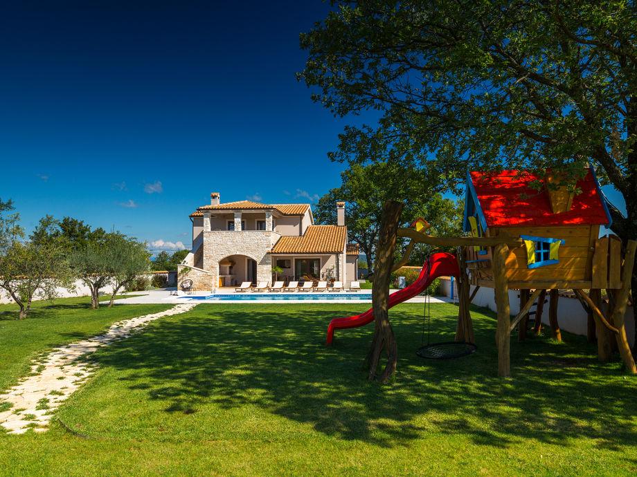 Außenaufnahme Villa Campi