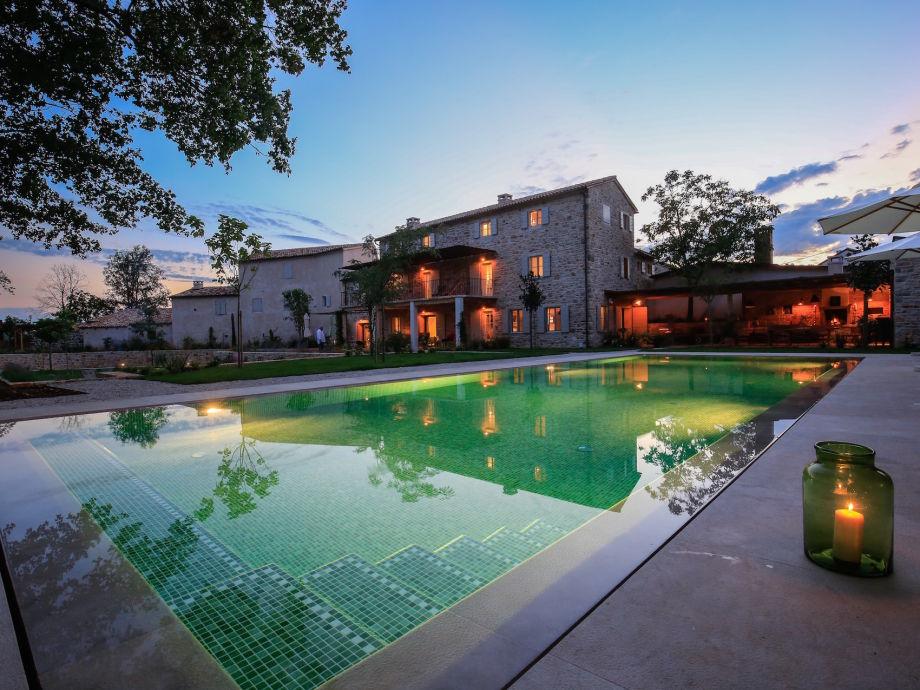 Außenaufnahme Villa Catalpa