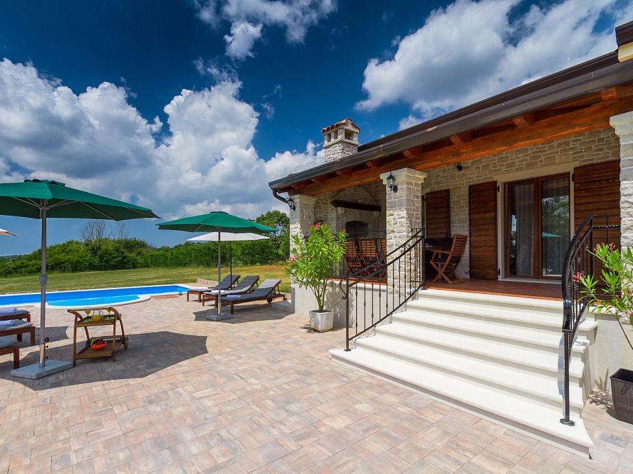 Außenaufnahme Villa Elida