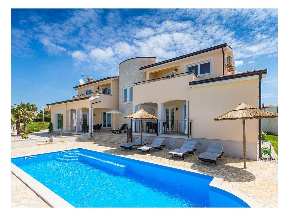 Außenaufnahme Villa Vista Grande
