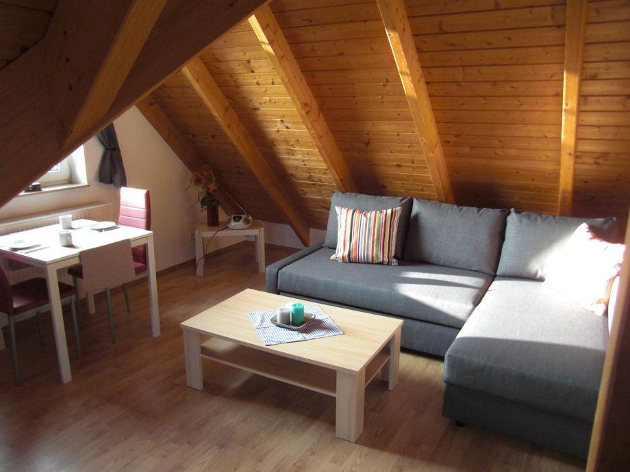 Ferienwohnung appartement f r zwei ostfriesland herr for Ecksofa 5 personen