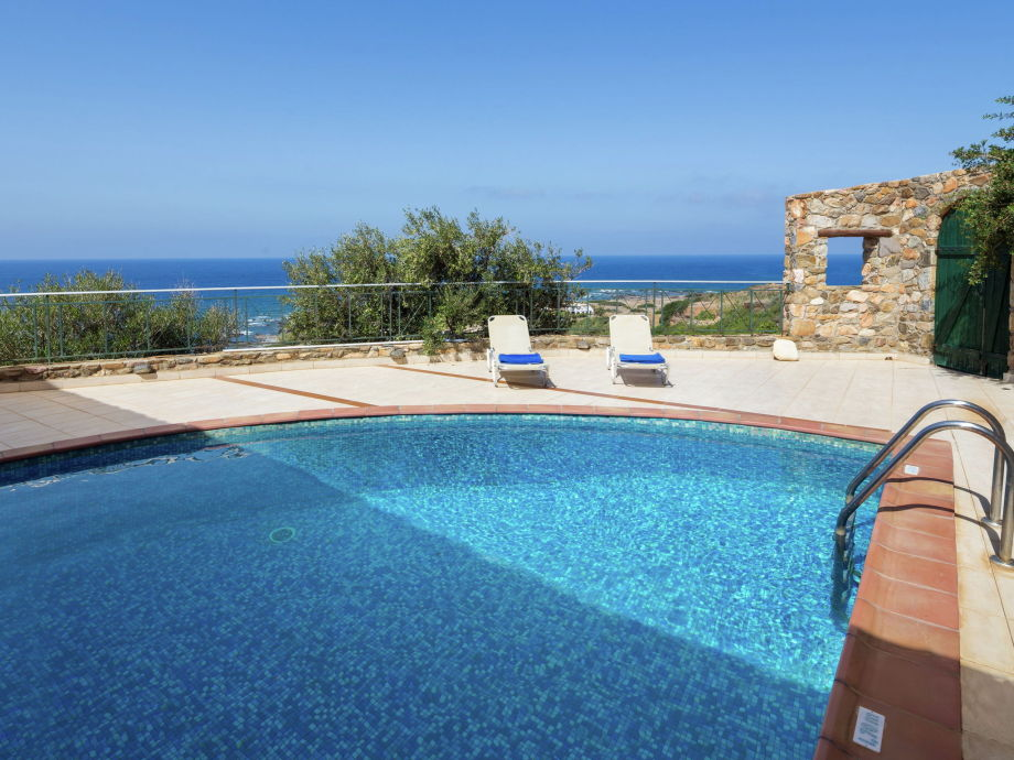Außenaufnahme Villa Artemis