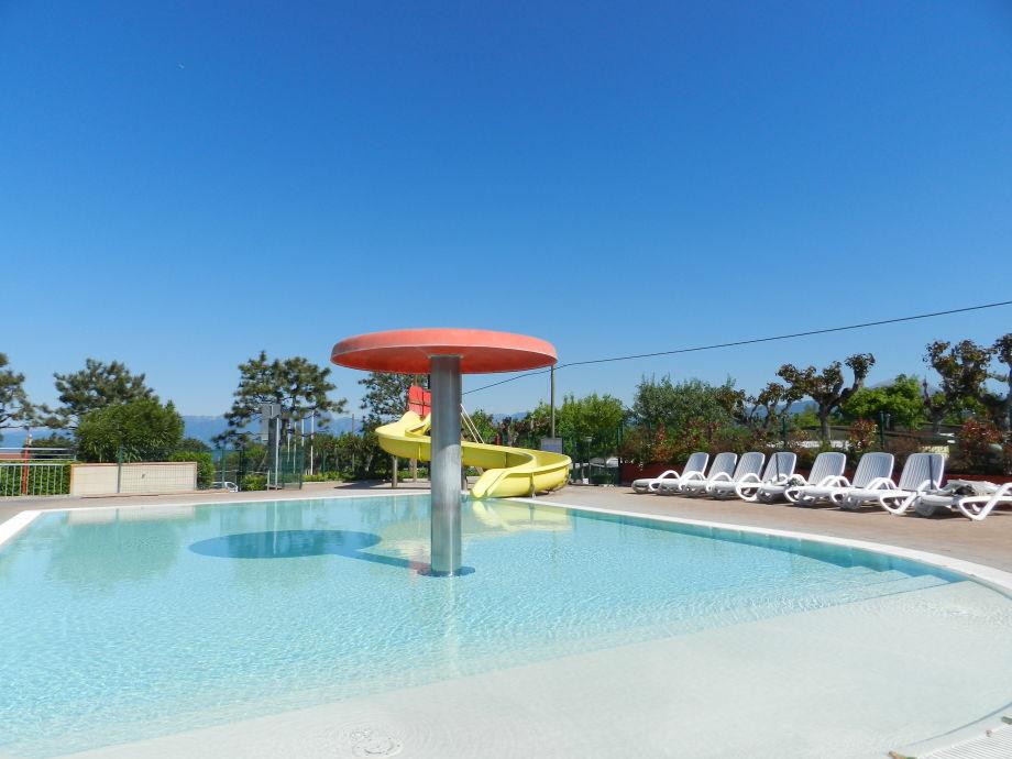 Außenaufnahme Apartment Rosa Canina 8 - Rustico Park delle Rose Lake Garda