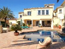 Ferienhaus Residencia de Luxe, Strandnah mit Pool u. Liegepl.