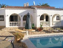 Ferienhaus Dona Marion mit Pool