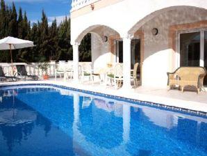 Ferienhaus Casa Carmen mit Pool