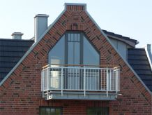 Ferienwohnung Bootshäuser  Living_art Wangerooge