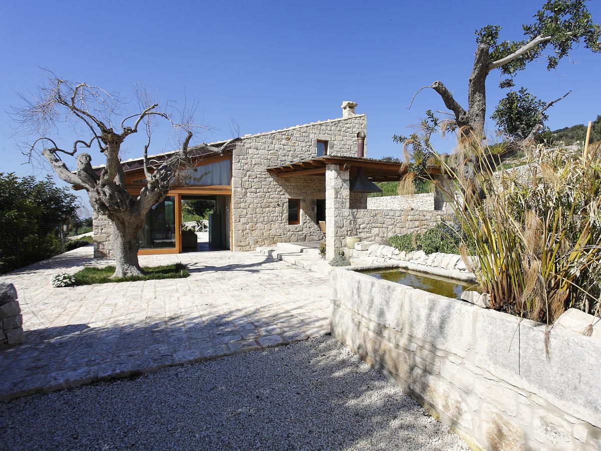 Ferienhaus villa gisolfo ragusa firma syrakus - Ragusa immobiliare ...