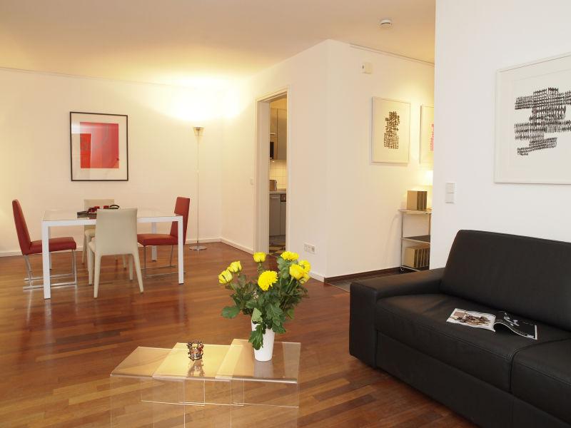 """""""Haus in Haus"""" Design Apartment TUSCULUM"""