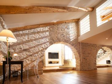 Ferienwohnung Domaine de Monteils (loft Benjamin)