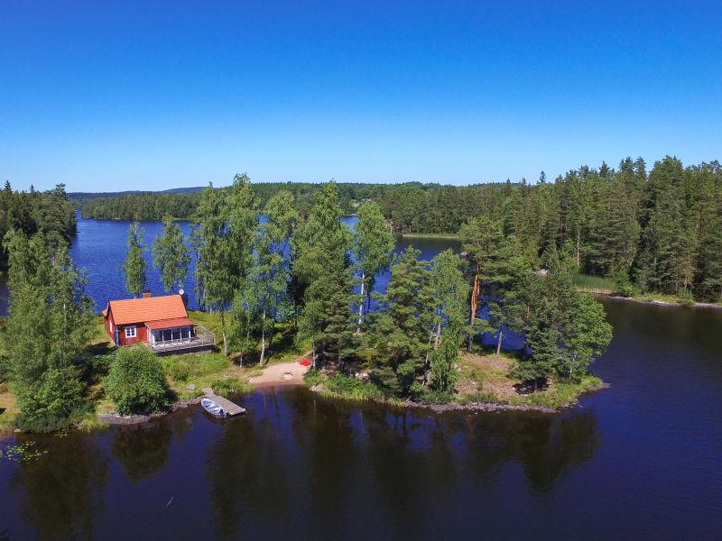 Ferienhaus für Angler am Zander See Nömmen