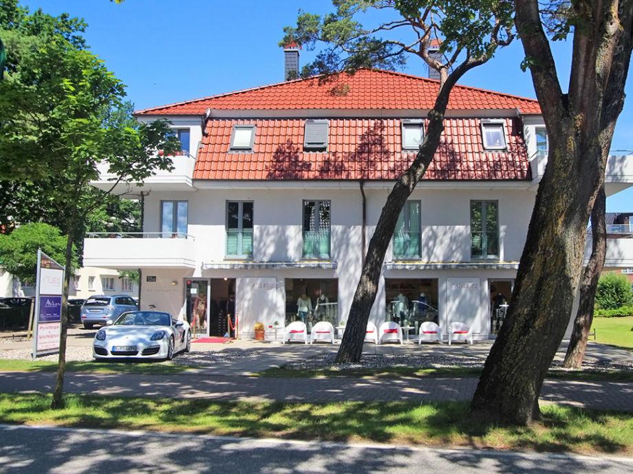 Außenaufnahme 19 im Haus Hanseresidenz I