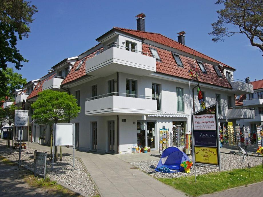 Außenaufnahme 24 im Haus Hanseresidenz I