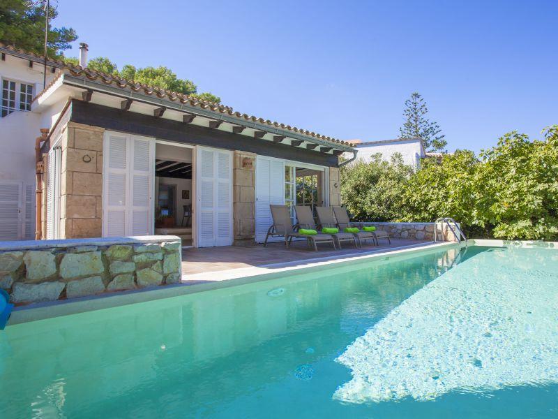 Holiday house Villa Cala Padri