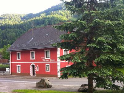 Das historische Mesnerhaus