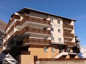 Holiday apartment Azur Saas-Fee