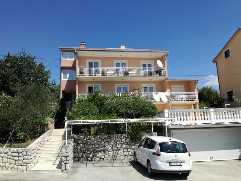 Holiday apartment Baricevic 7-11 persons