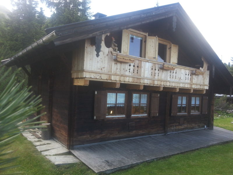 Ferienhaus Ferienhütte Rist
