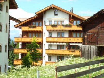 Paradiso (1) - Dachwohnung Amstutz