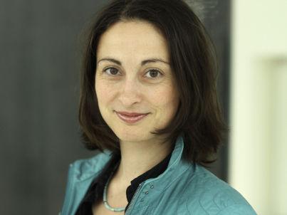 Your host Susanne Breitfeld