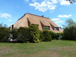 Ferienwohnung Wattwurm im Haus Hallig Oland