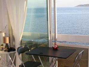 Apartment 'au bord de la mer'