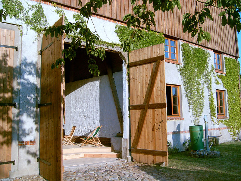 Holiday apartment Steinbeck at Gutsscheune Thorstorf