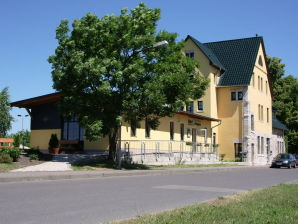 Ferienwohnung alter Bahnhof