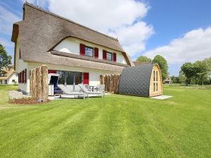 Ferienhaus 04b Reethaus Am Mariannenweg - Reet/AM04b