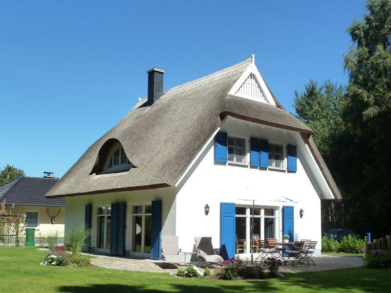 Ferienhaus Reethaus Trassenheide