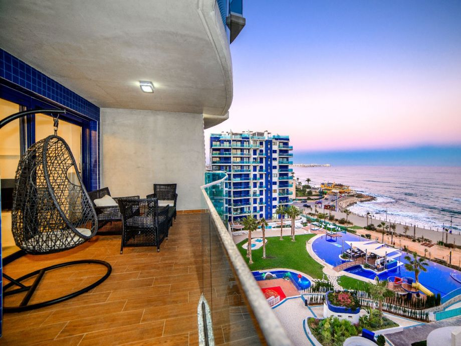 Apartment Holiday with magnificent sea view