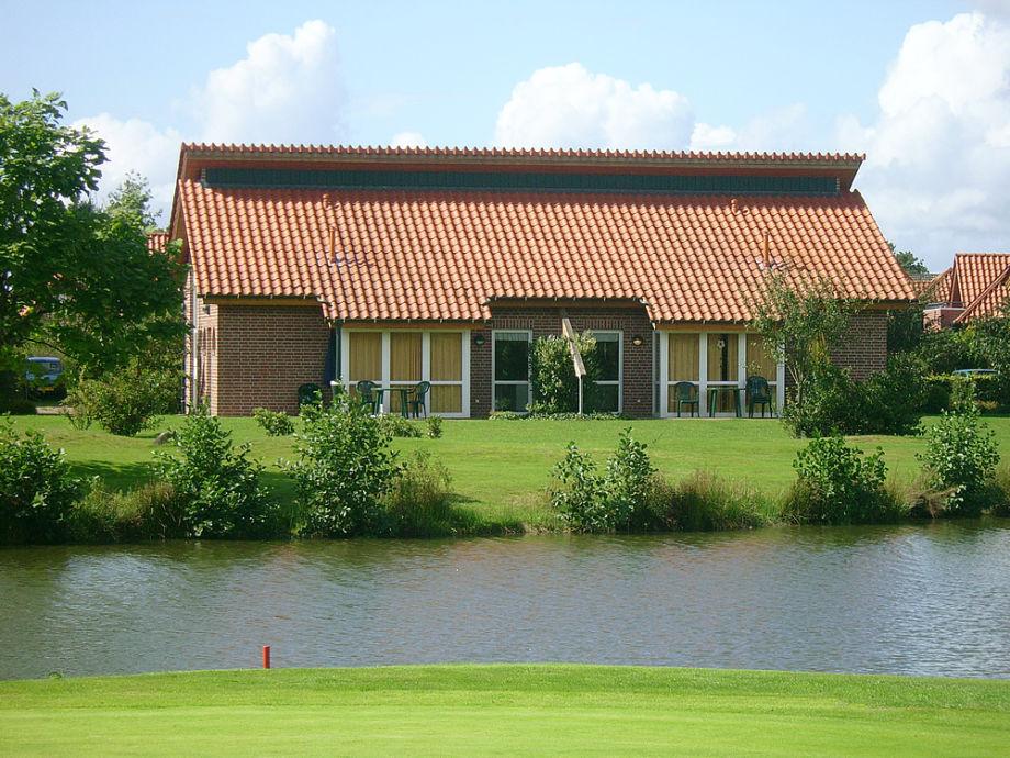AußenansichtFerienhaus im Golfpark