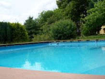 Ferienhaus Gemütliches Ferienhaus mit Pool