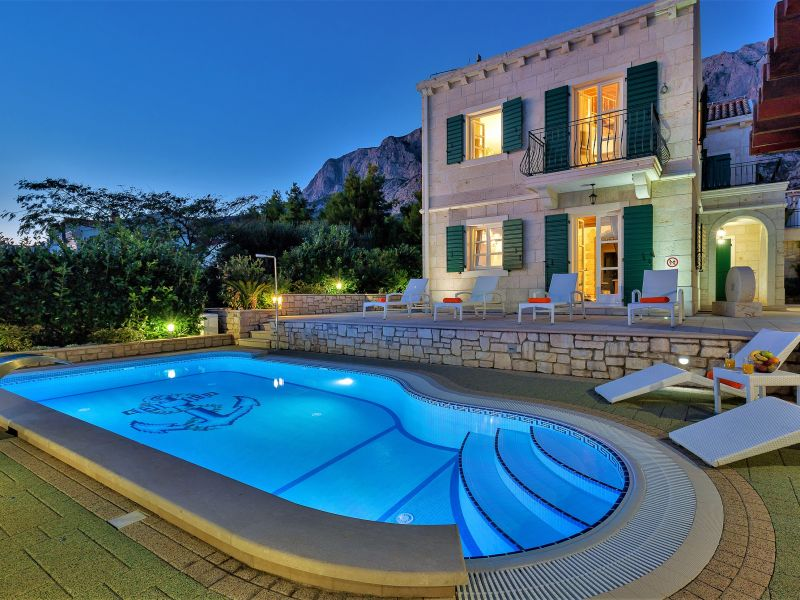 Villa Marko, Pearls of Makarska