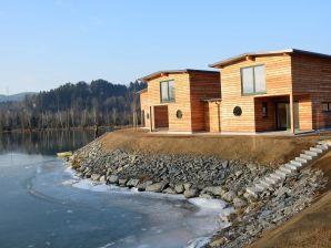 Chalet Fishery Blockhütte
