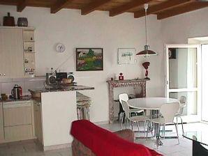 Ferienwohnung Casa Bettina - Direkt am See