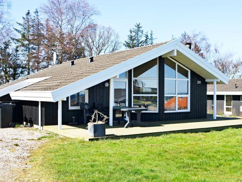 Ferienhaus Hadsund, Haus-Nr: 63750