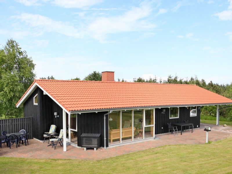 Ferienhaus Fjerritslev, Haus-Nr: 64505