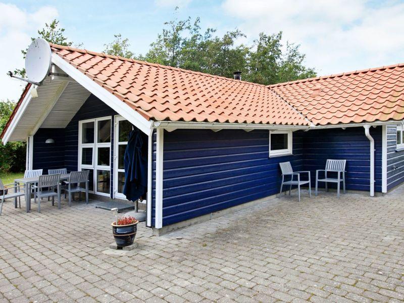 Ferienhaus Fjerritslev, Haus-Nr: 76898