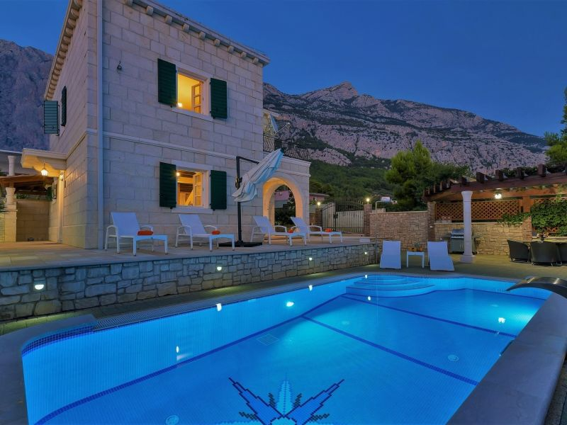 Villa Goran, Pearls of Makarska