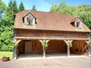 Landhaus Willow Barn Biddenden