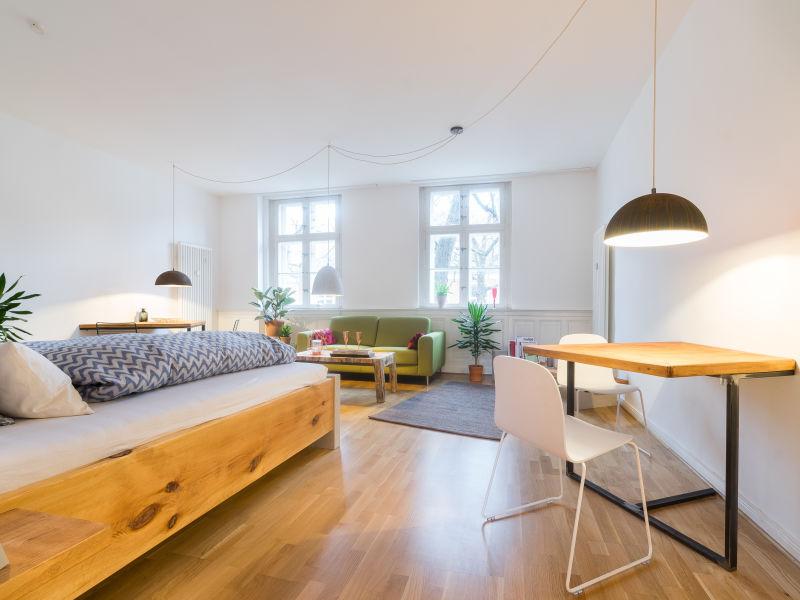 Holiday apartment Benkert links